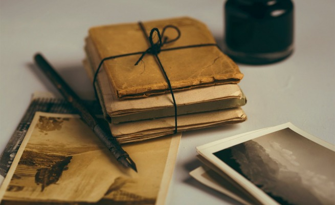 Traditional Journal and Photos